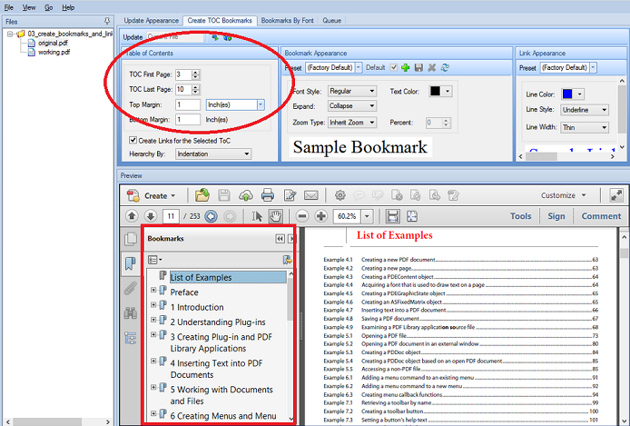 Tagged pdf itext  Create Table In PDF using C# And